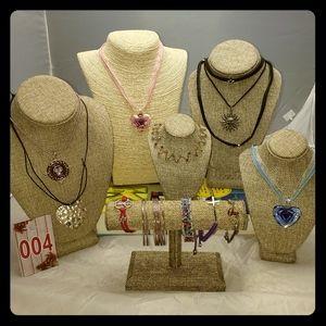 Tween Jewelry Lot Grab Bag Fashion Jewelry 004